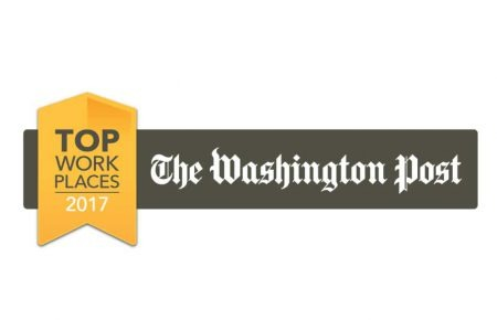 "Noblis Recognized on The Washington Post ""Top Workplaces"" List for Fourth Consecutive Year"