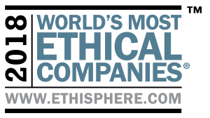 worlds most ethical companies logo