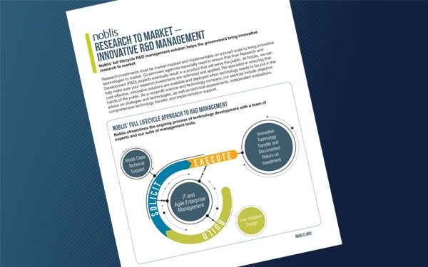 DOWNLOAD: Research to Market – Innovative R&D Management