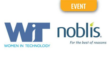 Join us for a Women in Technology Event at Noblis!