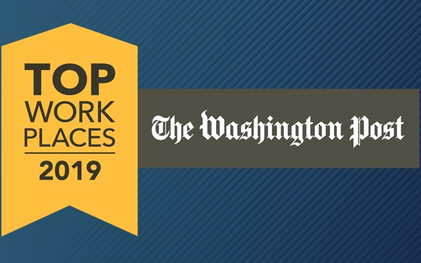 "Noblis Named a Washington Post ""Top Workplace"" for the Sixth Consecutive Year"