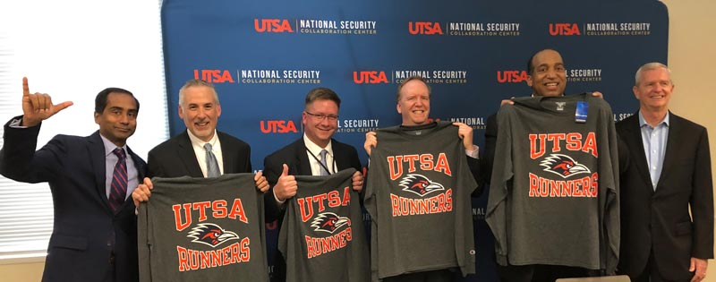 Noblis and the University of Texas at San Antonio (UTSA), National Security Collaboration Center sign agreement to advance cybersecurity research and solutions