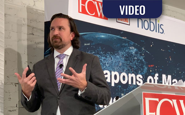 VIDEO: WMD in the Digital Age – The Threat of Biological Weapons, Research and Defenses