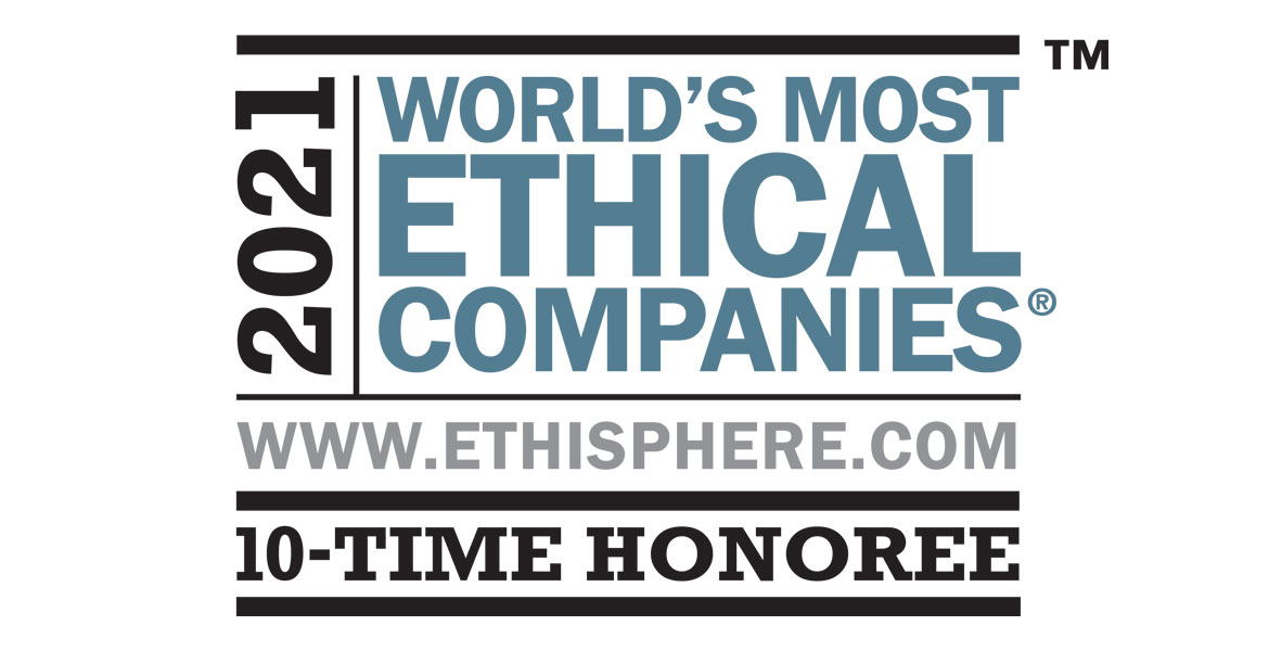 Noblis Named One of the 2021 World's Most Ethical Companies for the Tenth Time