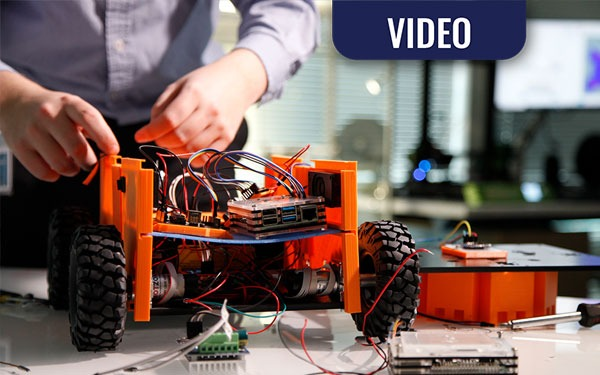 VIDEO: Noblis Internet of Things and Autonomous Systems Lab