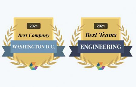 Noblis Recognized as the Best Place to Work in Washington, D.C. and for Having the Best Engineering Teams by Comparably
